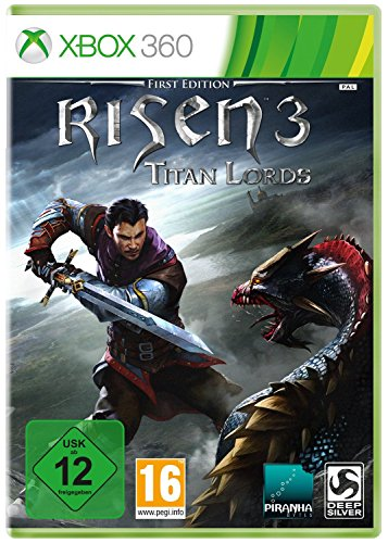 Risen 3: Titan Lords (Xbox 360) [UK IMPORT]