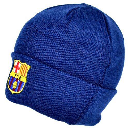 FC BARCELONA marine casquette officielle bronx chapeau