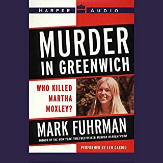 Murder In Greenwich cover art
