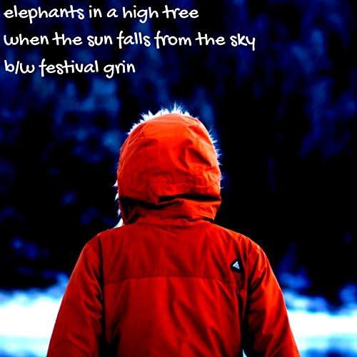 Elephants in a High Tree