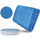 RDGDFONG Blue Round Solar Cover, Pool Heating for...