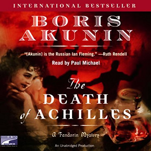 The Death of Achilles cover art