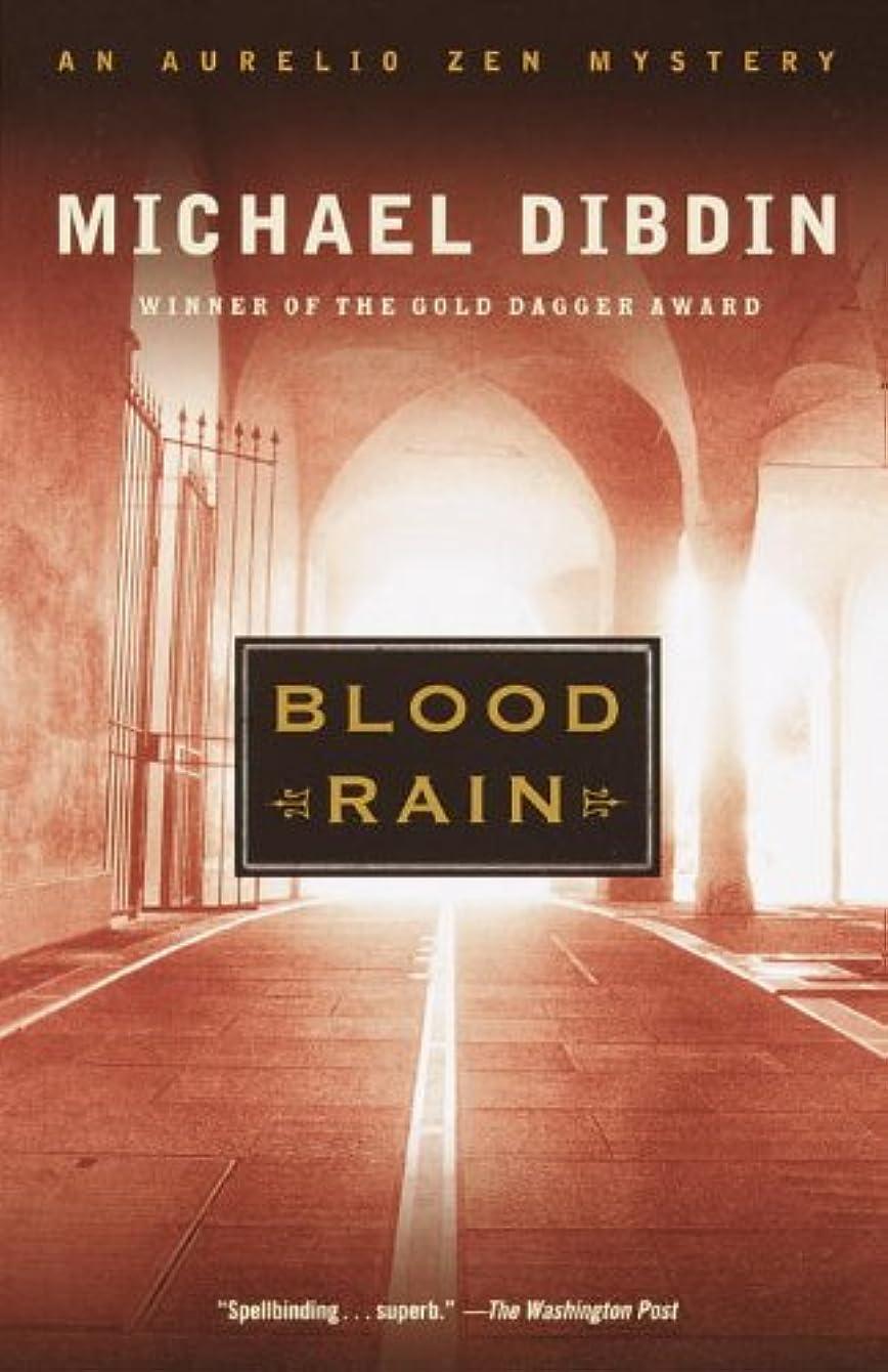 冒険家虐殺アクティビティBlood Rain: An Aurelio Zen Mystery (English Edition)