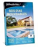 WONDERBOX Caja Regalo día de la Madre - Seis DÍAS INOLVIDABLES - 550 estancias en...