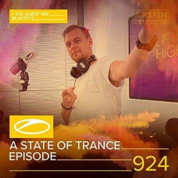 ASOT 924 - A State Of Trance Episode 924 (+XXL Guest Mix: Blastoyz)