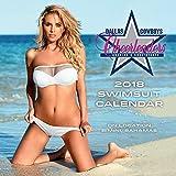 2018 Dallas Cowboys Cheerleaders Mini Wall Calendar