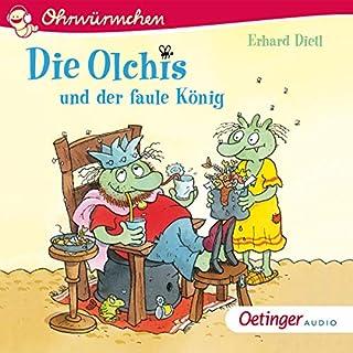 Die Olchis und der faule König Titelbild