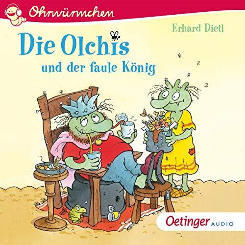 Die Olchis und der faule König cover art