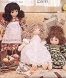 VOGUE PATTERNS V7418 18-Inch (46cm) Rag Doll & Clothes, One Size