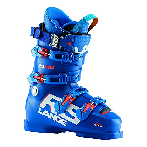 Lange - Chaussures De Ski RS 130 Wide Homme Bleu - Homme - Taille 45 - Bleu