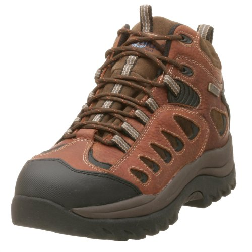 Nautilus Safety Footwear mens 9546 Waterproof Safety Toe EH Hiking Shoe 7.5 M