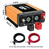 Photo #6: Heavy Duty Truck Ampeak 2000W Power Inverter with 3 AC Outlets and 2.1Amp USB