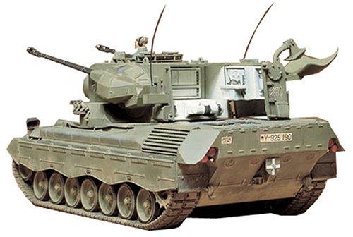 Tamiya 300035099 - Carro Armato delle Forze Armate federali, Scala: 1:35, Pezzo Unico