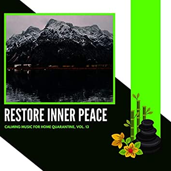 Restore Inner Peace - Calming Music For Home Quarantine, Vol. 13