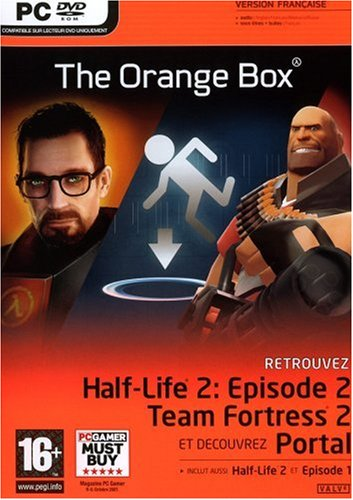 Half- Life 2: The Orange Box [Edizione : Francia]