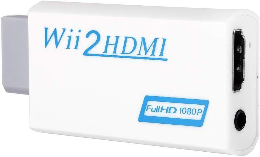 Ciglow for Wii to 2021 hdmi HDMI 720P 3.5m Converter 1080P Rare