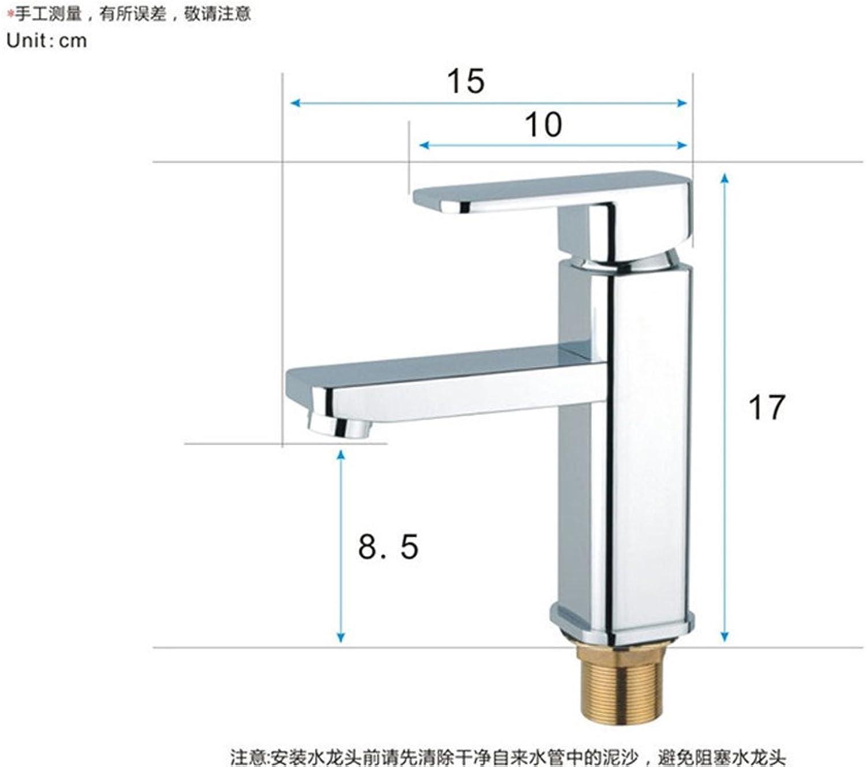 ETERNAL QUALITY Bad Waschbecken Wasserhahn Küche Waschbecken Wasserhahn Kupfer Hei Und Kalt Waschtischmischer BEG1414
