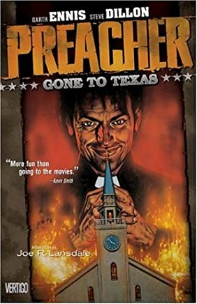 Preacher TP Vol 01 Gone To Texas New Edition