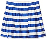 NAME IT Nitharia Skirt Nmt Falda, Multicolor (Mazarine Blue), 152 para Niñas