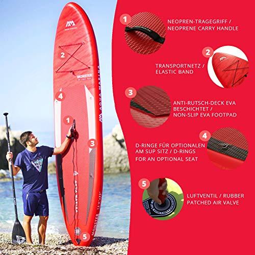 Aqua Marina Monster SUP Board - 2