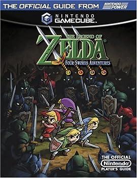 Official Nintendo the Legend of Zelda: Four Swords Adventures Player's Guide 1930206496 Book Cover