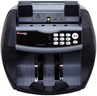 CASSIDA 6650 UV/MG CURRENCY COUNTING & COUNTERFEITING MACHINE