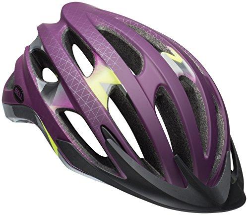 BELL Drifter MIPS Adult Road Bike Helmet - Matte/Gloss Plum Deco (2018), Large (58-62 cm)