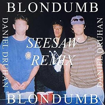 Seesaw (feat. Blondumb)