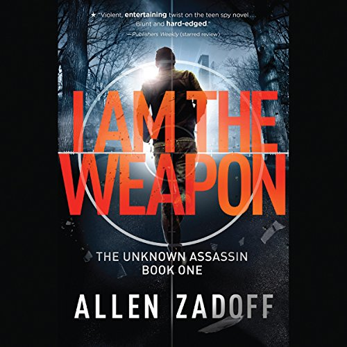 I Am the Weapon Titelbild