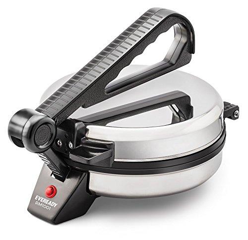 Eveready RM1001 900-Watt Roti Maker (Black)
