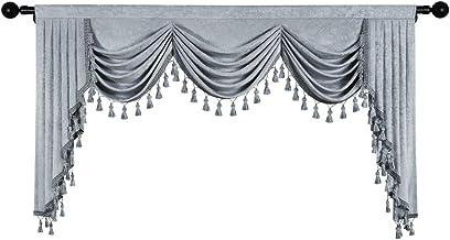 Bathroom 52 x 18 Alabama Crimson Tide Curtain Valance University Blackout Short Window Treatment Decoration for Living Room Kitchen