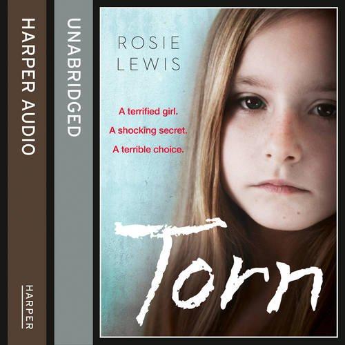 『Torn: A Terrified Girl. A Shocking Secret. A Terrible Choice.』のカバーアート