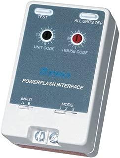 X10 PSC01 Powerflash Burgular Alarm Interface