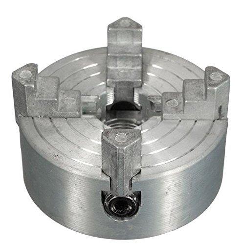 LHQ-HQ 1.8-56Mm mini metal Torno Chuck 4 de mandíbula Torno plato de torno de accesorios