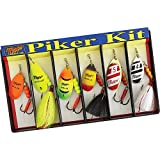 Mepps KHP5A #4 & #5 Aglia Assortment Piker Kit