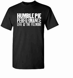 Humble Pie バンドTシャツ ハンブル・パイ Live At The Fillmore S