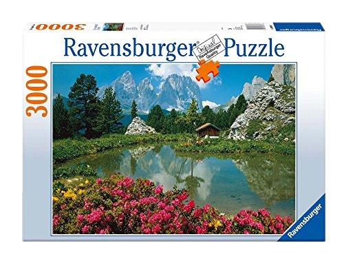Ravensburger - Passo di Sella, Dolomitas, Puzzle de 3000 Piezas (17024 1)