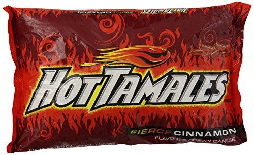 Hot Tamales, 4.5 pounds Fierce cinnamon