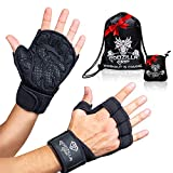 Best Crossfit Gloves - Fitness Gloves for Weightlifting, CrossFit – Black Workout Review
