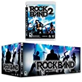 Rock Band Special Edition + Rock Band 2 Software for PlayStation®3