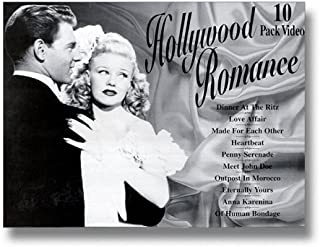 Hollywood Romance VHS