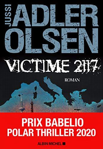 Victime 2117: La huitième enquête du département V