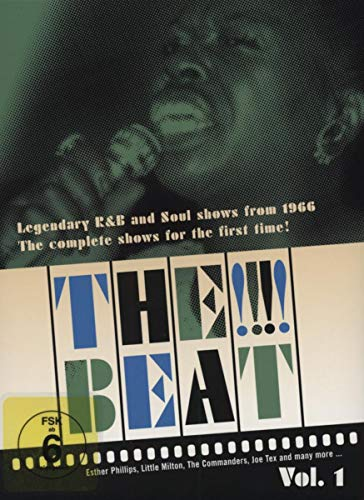 Various Artists - The Beat !!!! : Legendary R&B and Soul