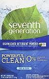 7th generation dishwasher powder - Seventh Generation Auto Dish Powder - Free & Clear - 75 oz - 2 pk