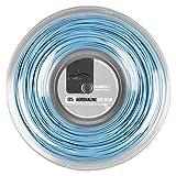 Luxilon Adrenaline 125  Cordaje de tenis, rollo 200 m, unisex, azul, 1.25...