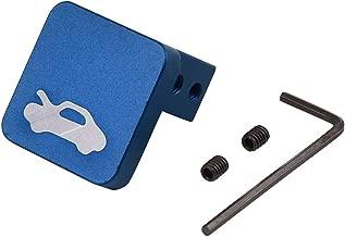 X AUTOHAUX Aluminum Alloy Hood Latch Release Cable Repair Kit Handle for CR-V 97-2006 Ridgeline 06-2014 Element 03-2011