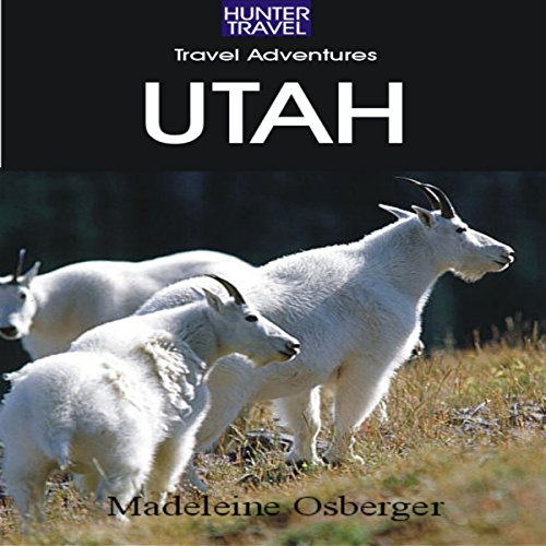 Adventure Guide to Utah audiobook cover art