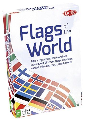 Bandiere del Mondo Gioco da Tavolo [Importato da UK]