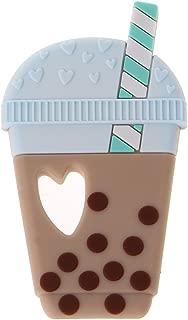 Biuuu シリコーン歯のおもちゃの赤ちゃんの歯のビーズDIYのチューのネックレスのケアのペンダントの贈り物