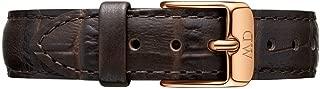Daniel Wellington Petite York Leather Strap 32 mm, Rose Gold - DW00200146